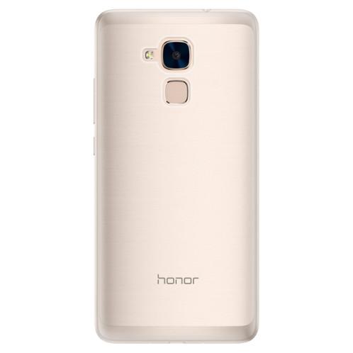 Silikonové pouzdro iSaprio s vlastním potiskem na mobil Honor 7 Lite