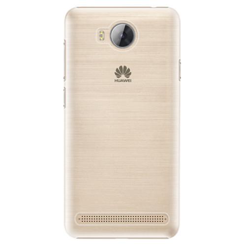 Plastové pouzdro iSaprio s vlastním potiskem na mobil Huawei Y3 II