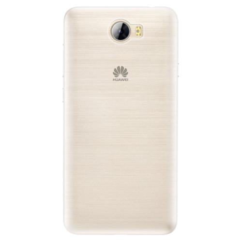 Silikonové pouzdro iSaprio s vlastním potiskem na mobil Huawei Y5 II / Y6 II Compact