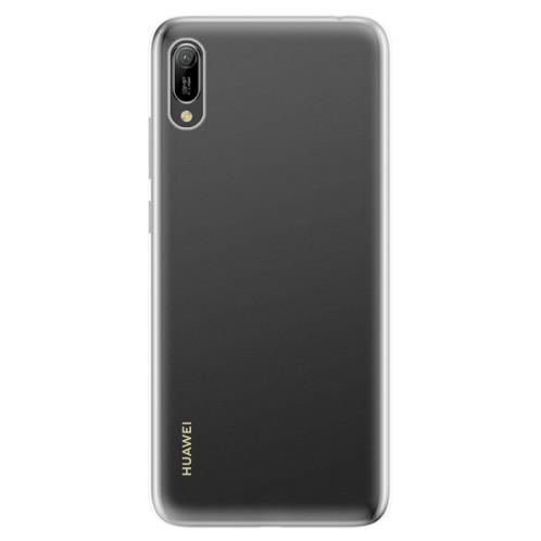 Silikonové pouzdro iSaprio s vlastním potiskem na mobil Huawei Y6 2019