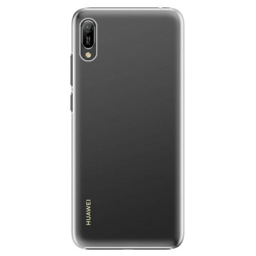 Plastové pouzdro iSaprio s vlastním potiskem na mobil Huawei Y6 2019