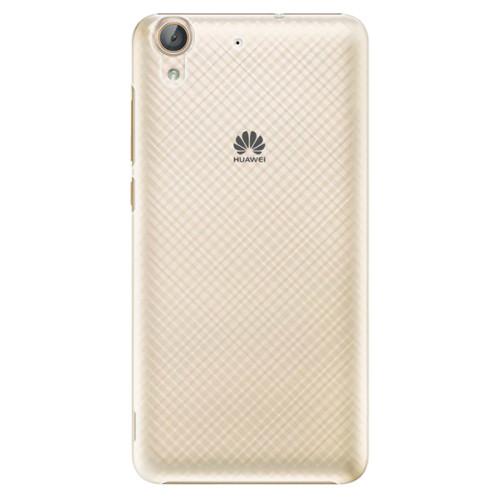 Plastové pouzdro iSaprio s vlastním potiskem na mobil Huawei Y6 II