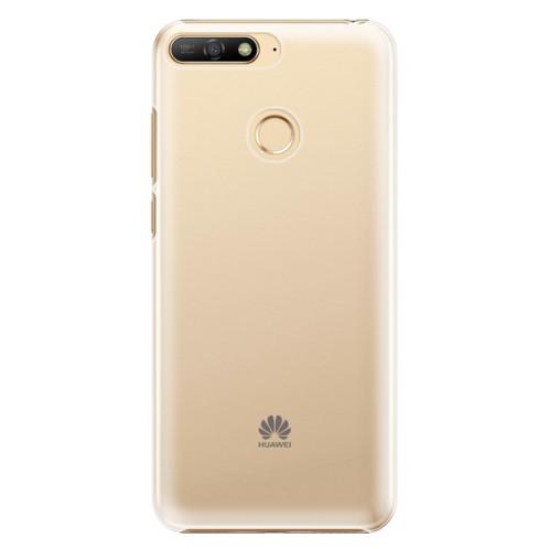 Plastové pouzdro iSaprio s vlastním potiskem na mobil Huawei Y6 Prime 2018