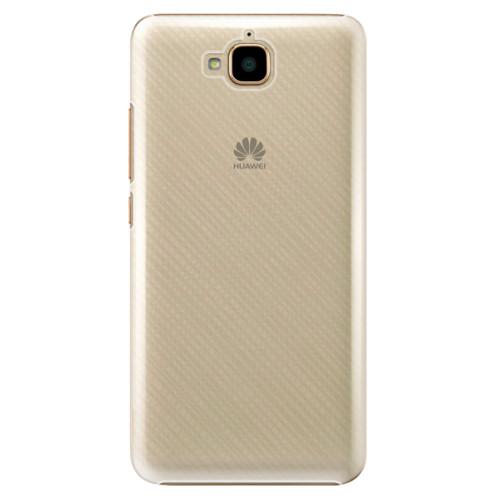 Plastové pouzdro iSaprio s vlastním potiskem na mobil Huawei Y6 Pro