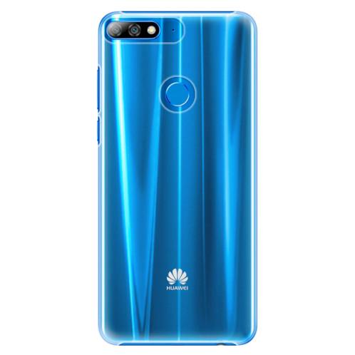 Plastové pouzdro iSaprio s vlastním potiskem na mobil Huawei Y7 Prime 2018