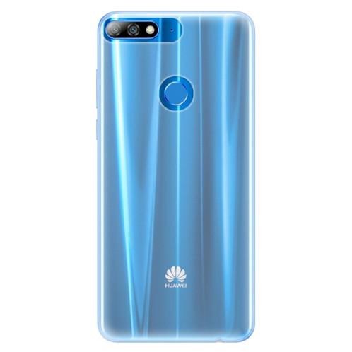 Silikonové pouzdro iSaprio s vlastním potiskem na mobil Huawei Y7 Prime 2018