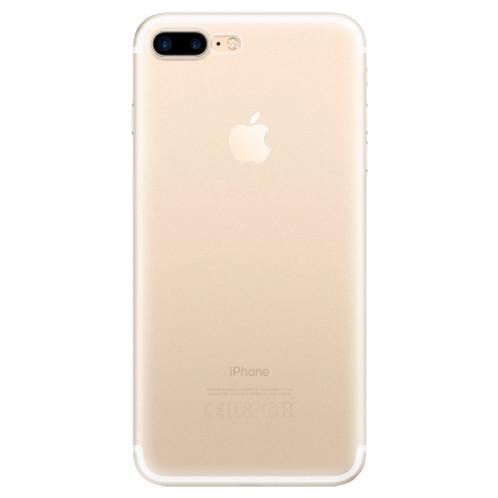 Silikonové pouzdro iSaprio s vlastním potiskem na mobil Apple iPhone 7 Plus