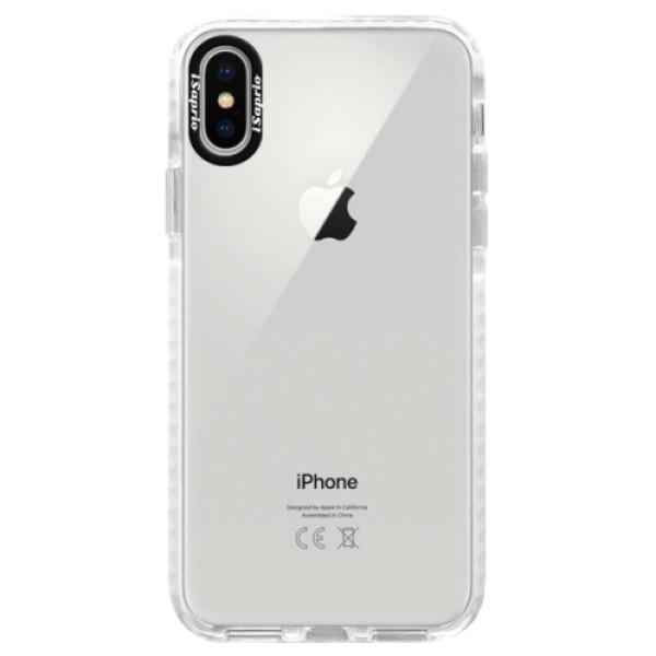 Kryt iSaprio s vlastním potiskem Apple iPhone X (silikonové pouzdro Bumper)