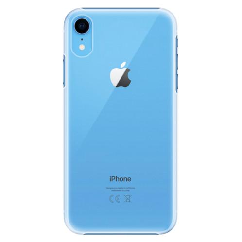 Plastové pouzdro iSaprio s vlastním potiskem na mobil Apple iPhone XR