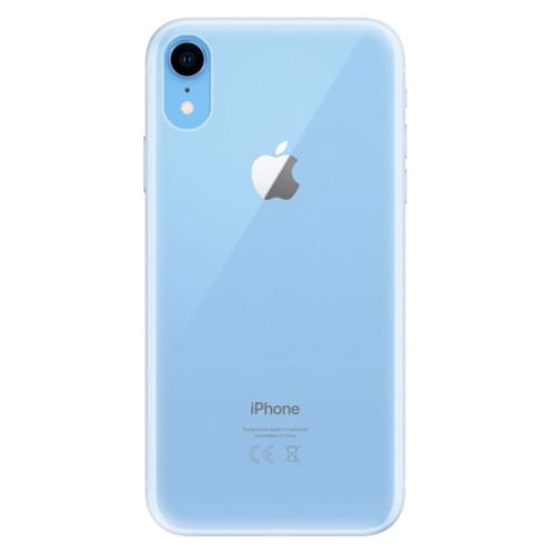 Silikonové pouzdro iSaprio s vlastním potiskem na mobil Apple iPhone XR