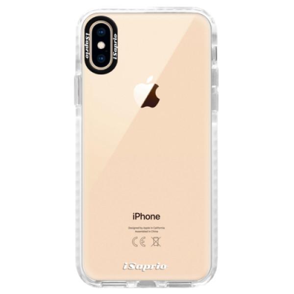 Kryt iSaprio s vlastním potiskem Apple iPhone XS (silikonové pouzdro Bumper)