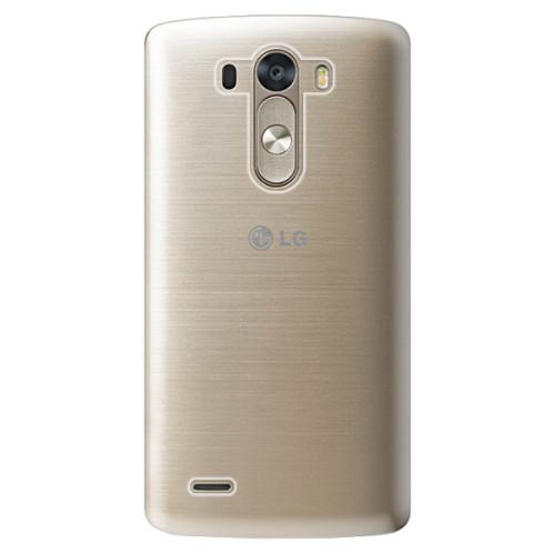 Plastové pouzdro iSaprio s vlastním potiskem na mobil LG G3 (D855)