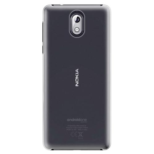 Plastové pouzdro iSaprio s vlastním potiskem na mobil Nokia 3.1