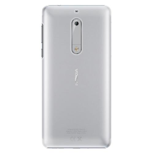 Plastové pouzdro iSaprio s vlastním potiskem na mobil Nokia 5