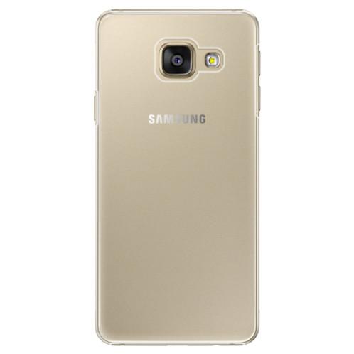 Plastové pouzdro iSaprio s vlastním potiskem na mobil Samsung Galaxy A3 2016