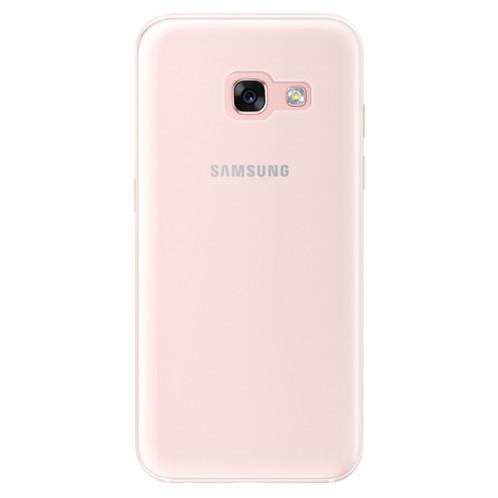 Silikonové pouzdro iSaprio s vlastním potiskem na mobil Samsung Galaxy A3 2017