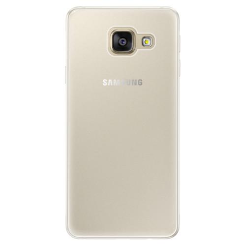 Silikonové pouzdro iSaprio s vlastním potiskem na mobil Samsung Galaxy A5 2016