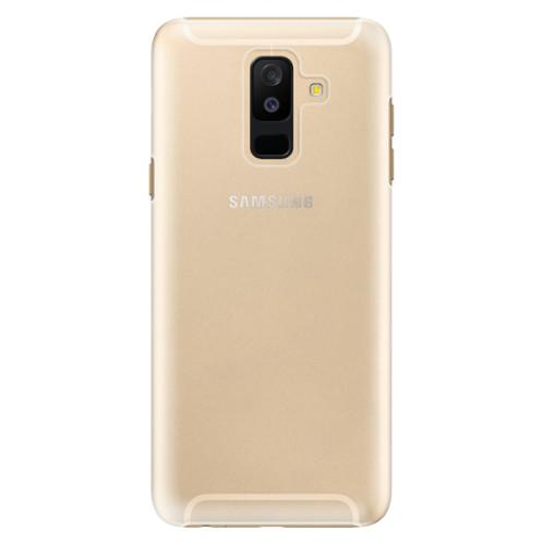 Plastový kryt iSaprio s vlastním potiskem na mobil Samsung Galaxy A6 Plus