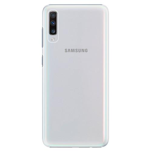 Plastové pouzdro iSaprio s vlastním potiskem na mobil Samsung Galaxy A70