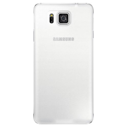 Plastové pouzdro iSaprio s vlastním potiskem na mobil Samsung Galaxy Alpha