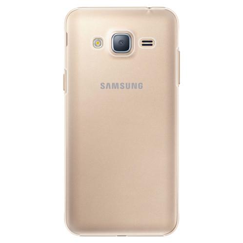 Plastové pouzdro iSaprio s vlastním potiskem na mobil Samsung Galaxy J3 2016