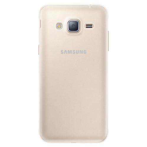 Silikonové pouzdro iSaprio s vlastním potiskem na mobil Samsung Galaxy J3 2016
