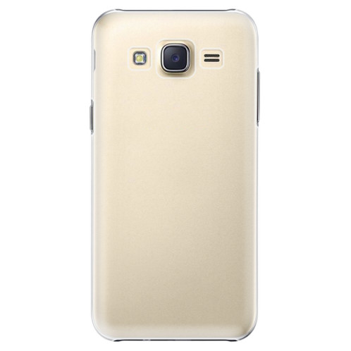 Plastové pouzdro iSaprio s vlastním potiskem na mobil Samsung Galaxy J5