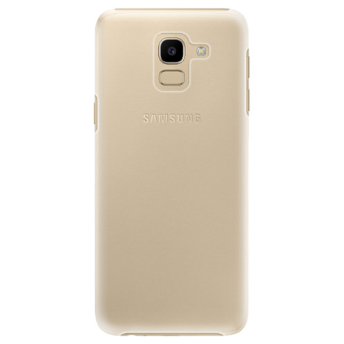 Plastové pouzdro iSaprio s vlastním potiskem na mobil Samsung Galaxy J6
