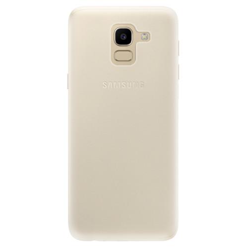 Silikonové pouzdro iSaprio s vlastním potiskem na mobil Samsung Galaxy J6