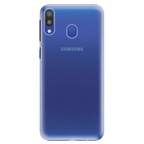 Plastové pouzdro iSaprio s vlastním potiskem na mobil Samsung Galaxy M20