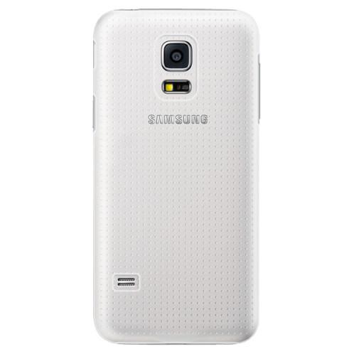 Plastové pouzdro iSaprio s vlastním potiskem na mobil Samsung Galaxy S5 Mini