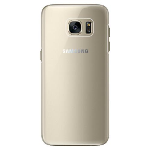 Plastové pouzdro iSaprio s vlastním potiskem na mobil Samsung Galaxy S7 Edge