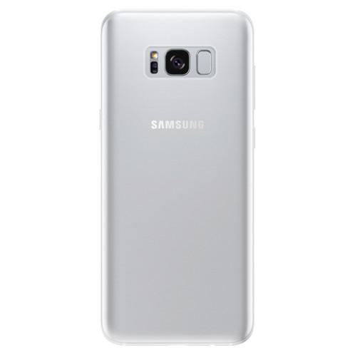 Silikonové pouzdro iSaprio s vlastním potiskem na mobil Samsung Galaxy S8