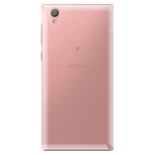 Plastové pouzdro iSaprio s vlastním potiskem na mobil Sony Xperia L1