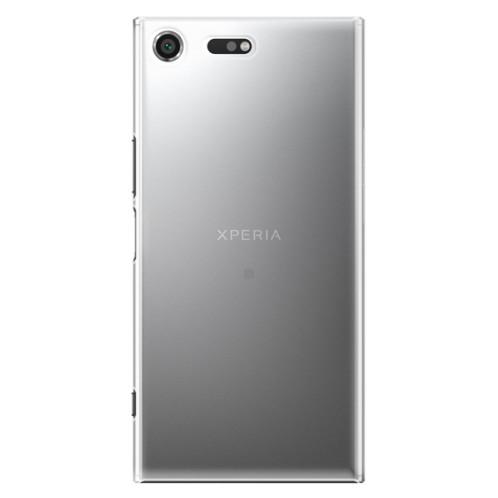 Plastové pouzdro iSaprio s vlastním potiskem na mobil Sony Xperia XZ Premium