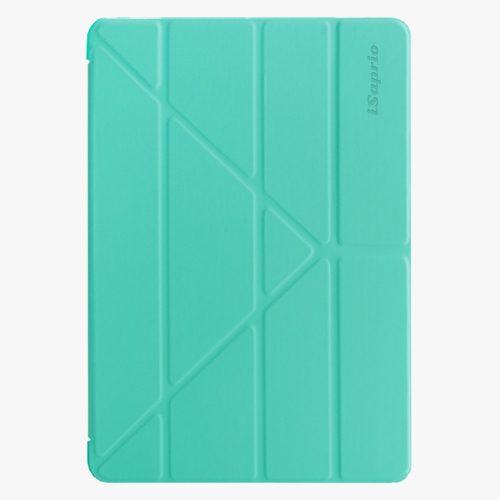 Kryt iSaprio Smart Cover na iPad - Cyan - iPad 2 / 3 / 4