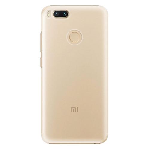 Plastové pouzdro iSaprio s vlastním potiskem na mobil Xiaomi Mi A1