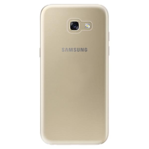 Samsung Galaxy A5 2017 (silikonové pouzdro iSaprio s vlastním motivem)