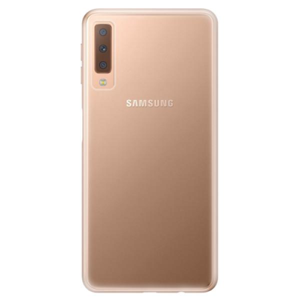 Samsung Galaxy A7 (2018) (silikonové pouzdro iSaprio s vlastním motivem)