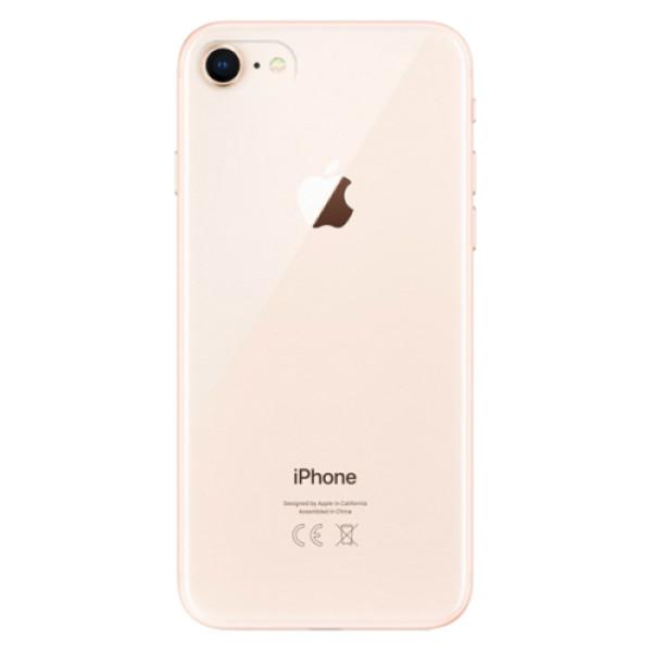 Apple iPhone 8 (silikonové pouzdro iSaprio s vlastním motivem)