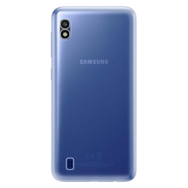 Samsung Galaxy A10 (silikonové pouzdro iSaprio s vlastním motivem)