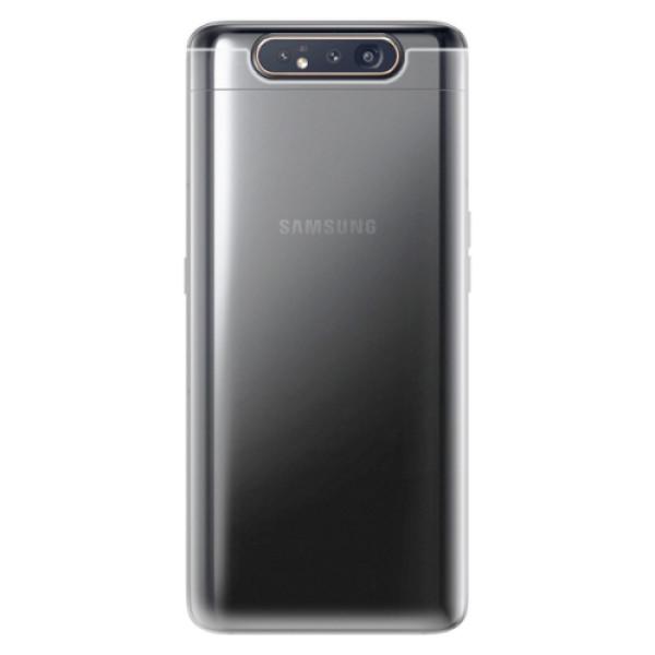 Samsung Galaxy A80 (silikonové pouzdro iSaprio s vlastním motivem)