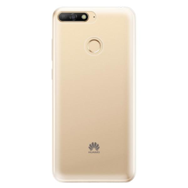 Huawei Y6 Prime 2018 (silikonové pouzdro iSaprio s vlastním motivem)