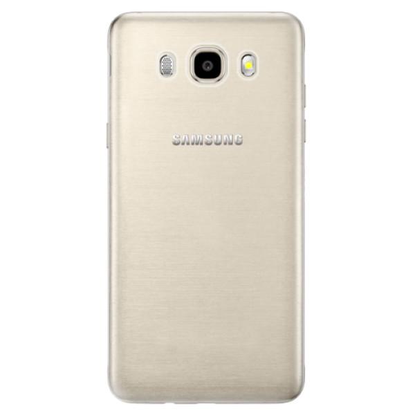 Samsung Galaxy J5 2016 (silikonové pouzdro iSaprio s vlastním potiskem)
