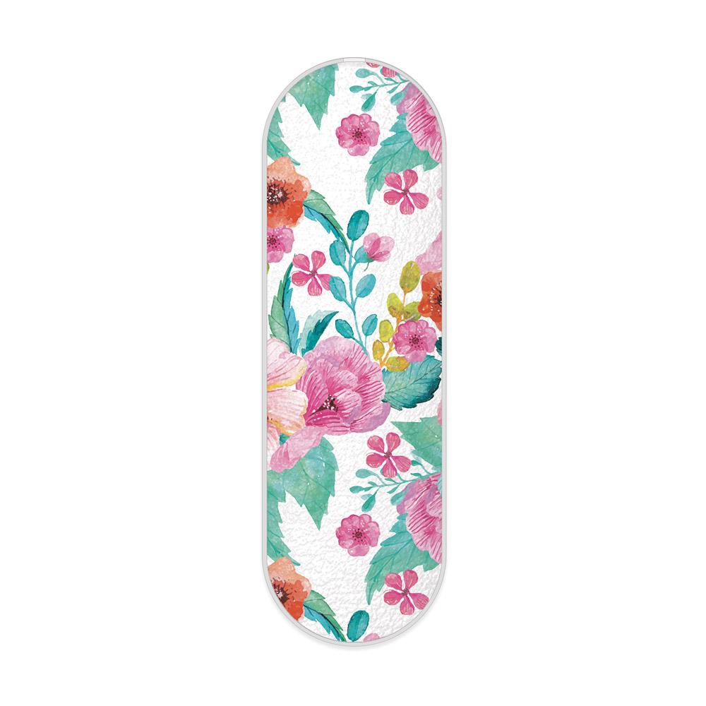myGrip iSaprio – Flower Pattern 01 – držák / úchytka na mobil