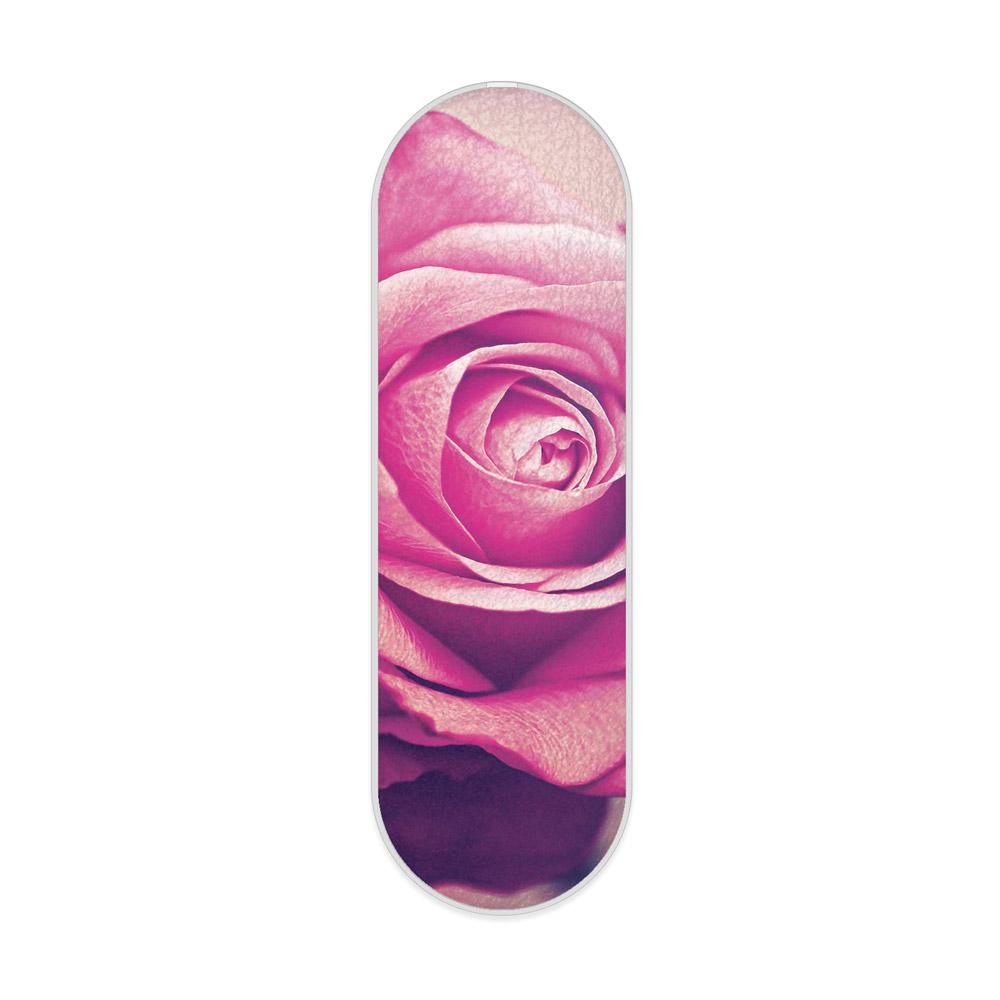 MyGrip iSaprio - Pink Rose – držák / úchytka na mobil