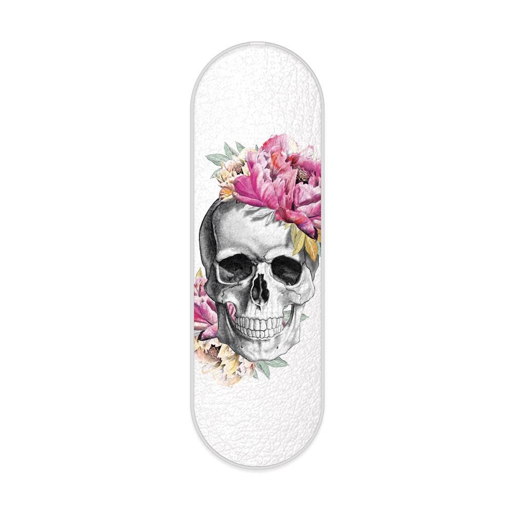 myGrip iSaprio – Pretty Skull – držák / úchytka na mobil