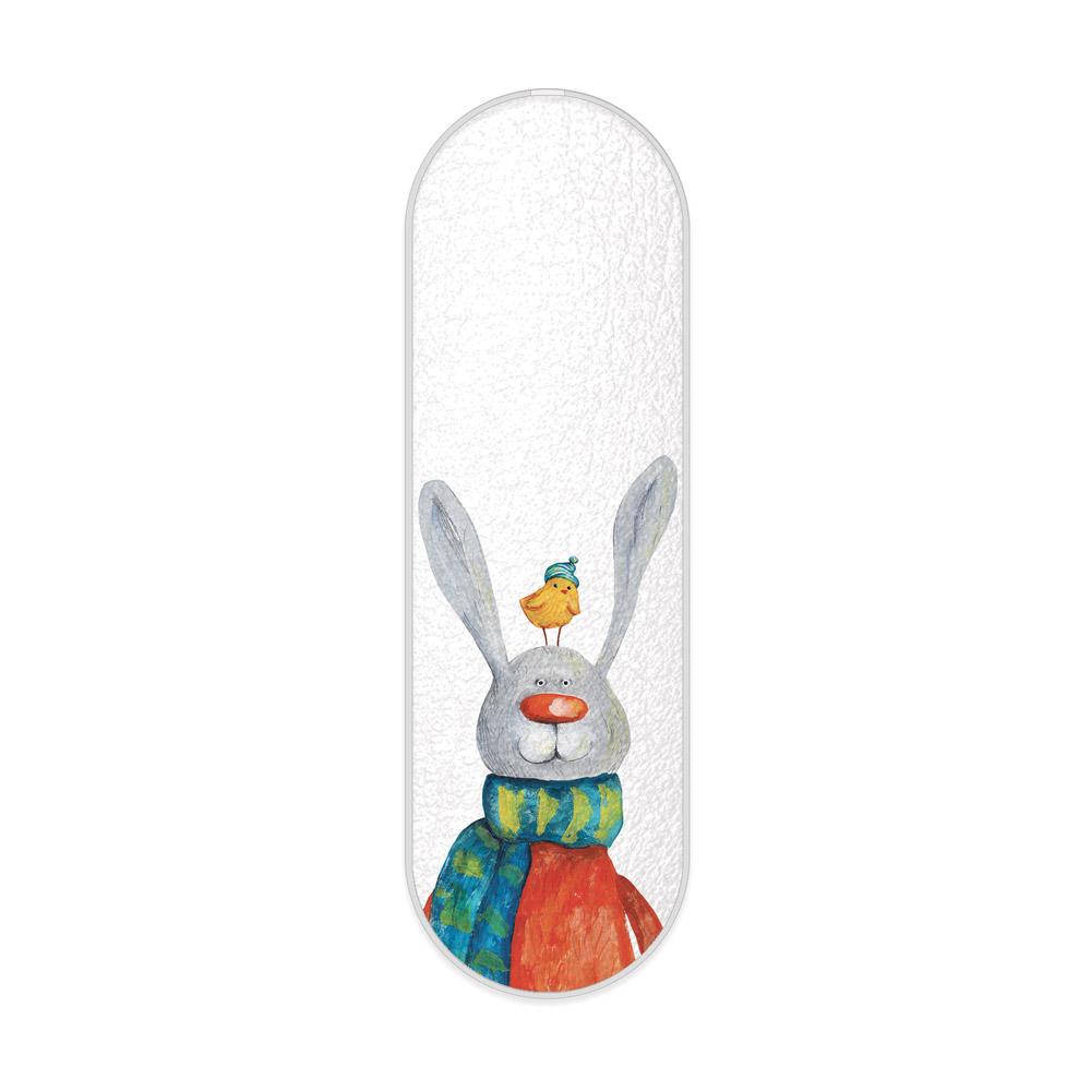myGrip iSaprio – Rabbit And Bird – držák / úchytka na mobil