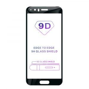Tvrzené sklo iSaprio 9D BLACK pro Huawei P10 Plus