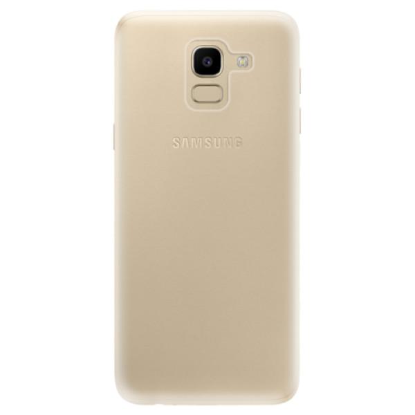 Samsung Galaxy J6 (silikonové pouzdro)